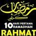 Tantangan Puasa Ramadhan 10 Hari Pertama