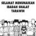 Mengenal Ibadah Qiyamul Lail, Tarawih dan Tahajjud