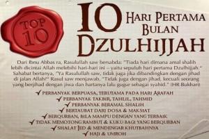 DZULHIJJAH
